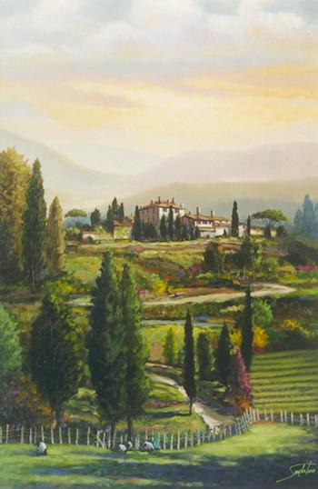 Gallery Of Landscapes By Joe Sambataro